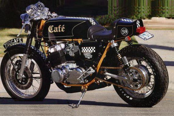 CB750cafe