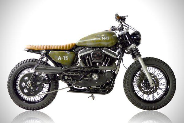 Harley-Davidson-Scrambler