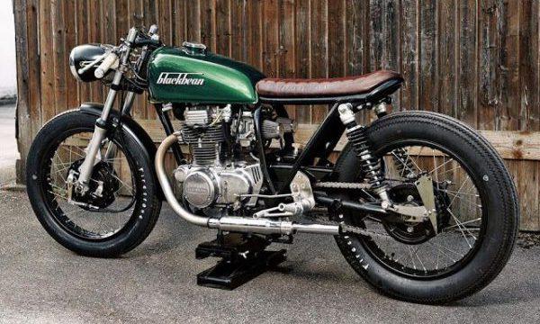 Honda CB750カスタム