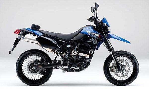 Kawasaki DトラッカーX