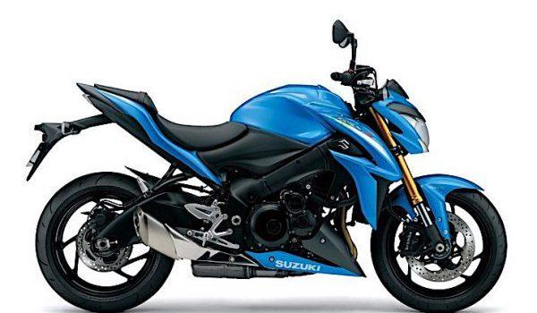 Suzuki GSX-S1000:F