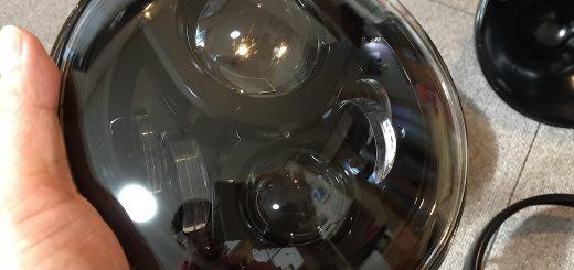 海外製ヘッドランプ